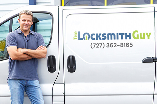 The Locksmith Guy